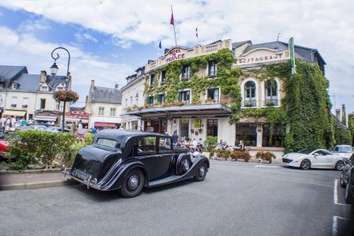 . Logis Hotel De France