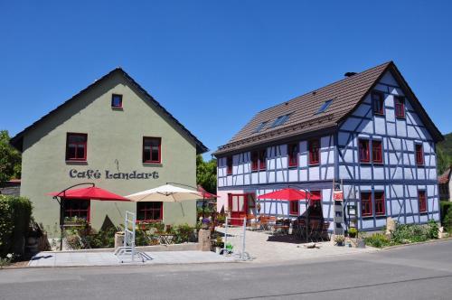 . Café Landart im Thüringer Finistere