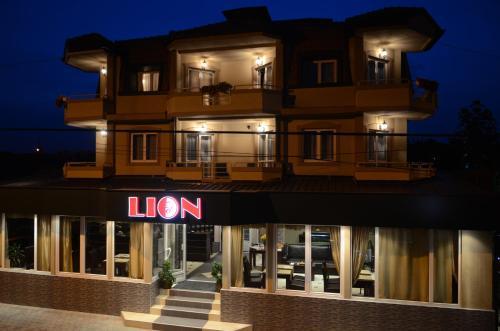 . Garni Hotel Lion