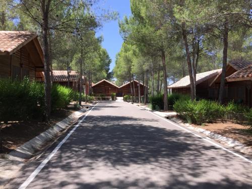 Cabanas Valle Del Cabriel