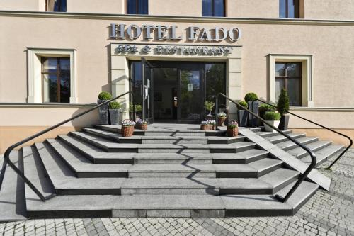 Hotel-overnachting met je hond in Hotel Fado Spa & Restaurant - Świdnica