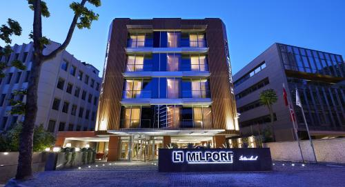 Istanbul Milport Hotel Levent Istanbul yol tarifi