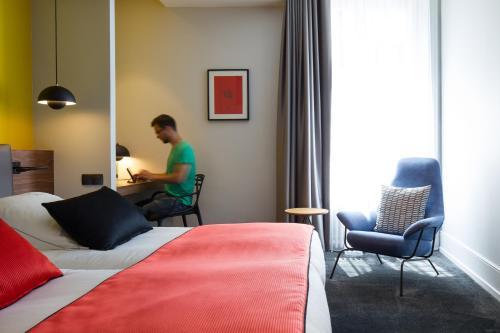 Foto - Hostellerie Du Chapeau Rouge