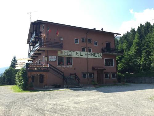 Albergo Ristorante Pineta - Hotel - Collio