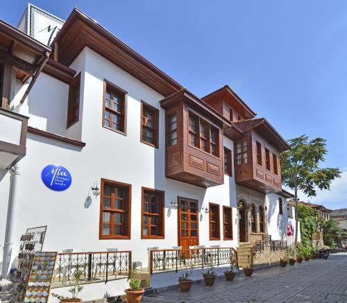 Antalya Mia Boutique Hotel tatil