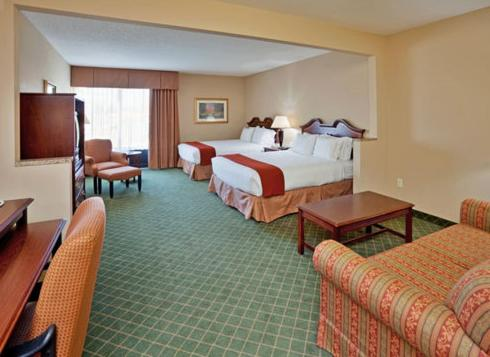 Holiday Inn Express Hotel & Suites Cape Girardeau I-55 - Cape Girardeau, MO 63701