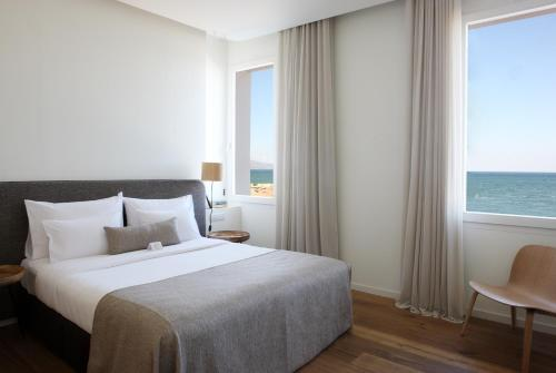 Double Room with Sea View Hostal Spa Empúries 13