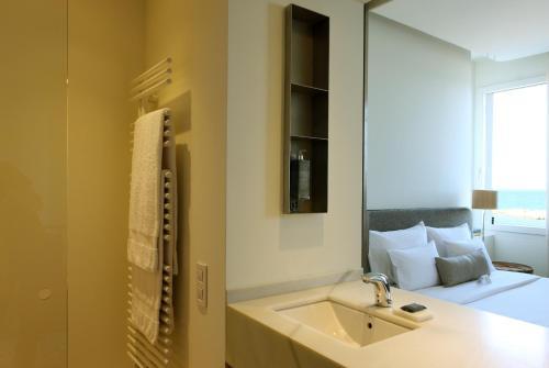 Doppelzimmer mit Meerblick Hostal Spa Empúries 32