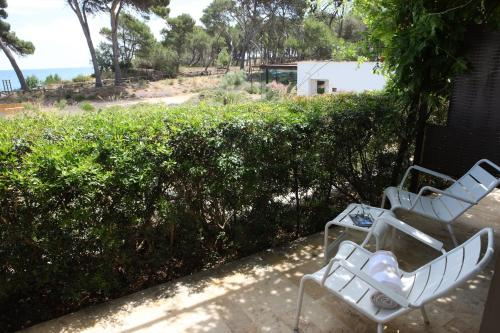 Superior Classic Double Room with Sea View Hostal Spa Empúries 17