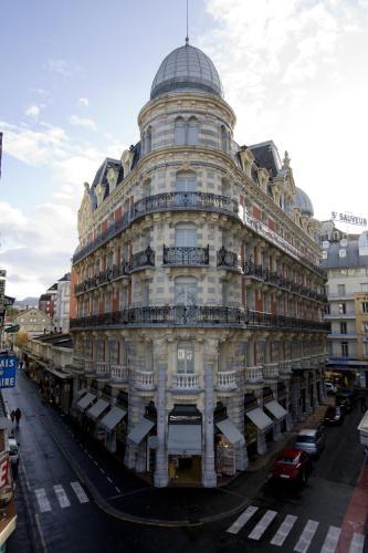 Grand Hôtel Moderne - Hôtel - Lourdes