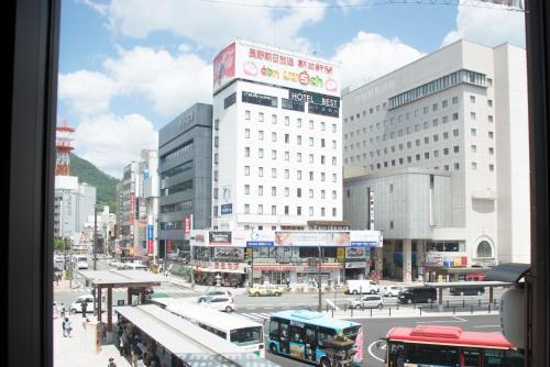 Hotel Abest Nagano Ekimae - Nagano