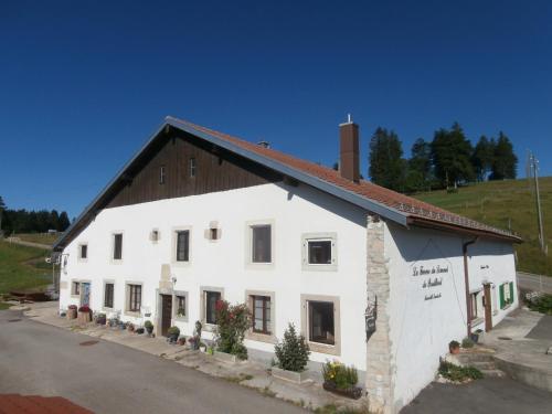 B&B La Ferme De Pouillerel - Accommodation - La Chaux-de-Fonds