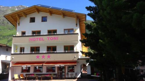 Hotel Toni Galtür