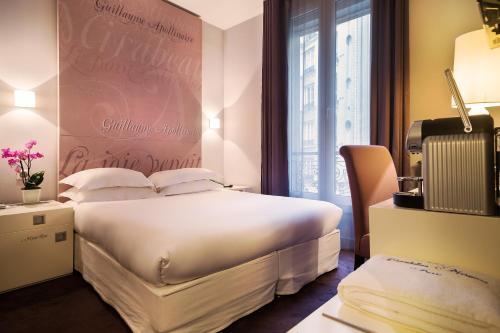 Chambellan Morgane - Hôtel - Paris
