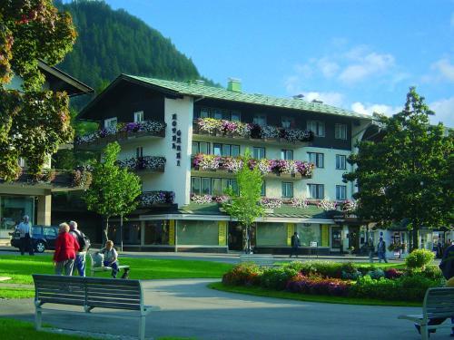 Hotel-Garni Fels Kleinwalsertal/Riezlern