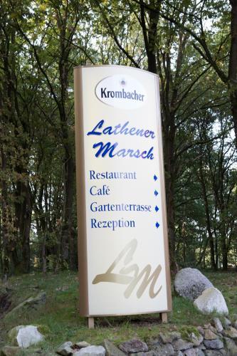 . Hotel Restaurant Lathener Marsch