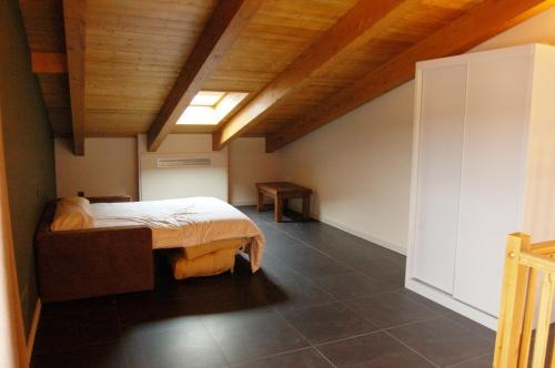 Duplex Room Hotel Spa Aguas de los Mallos 27