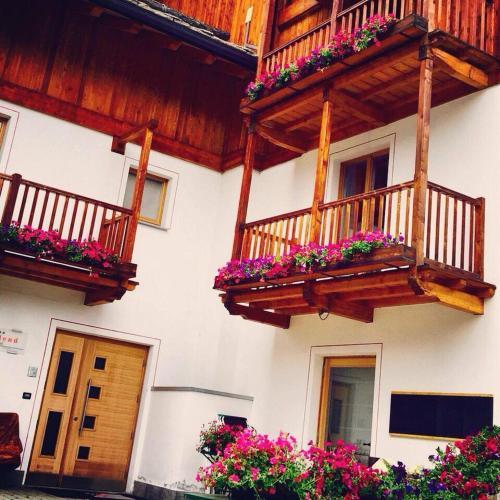 Accommodation in Morgano