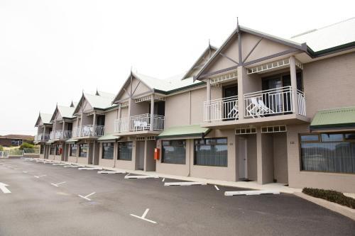 Фото отеля Geraldton Motor Inn