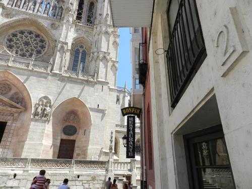 Apartamento Catedral Hovedfoto