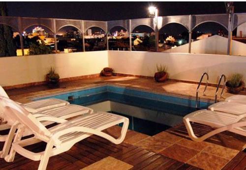 Фото отеля Hotel Vistas del Cerro San Bernardo
