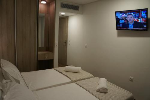 Piraeus Port Hotel kamer foto 's