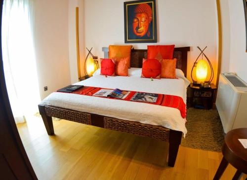 Superior Double Room with Sea View The Marbella Heights Boutique Hotel 6