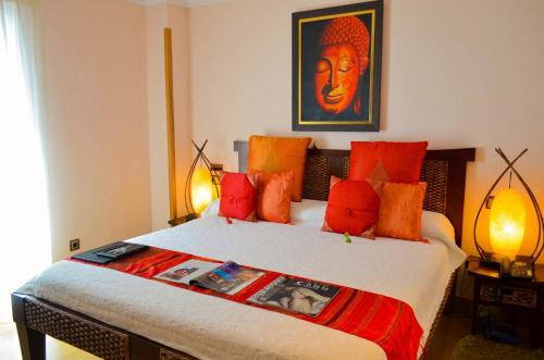 Superior Double Room with Sea View The Marbella Heights Boutique Hotel 9