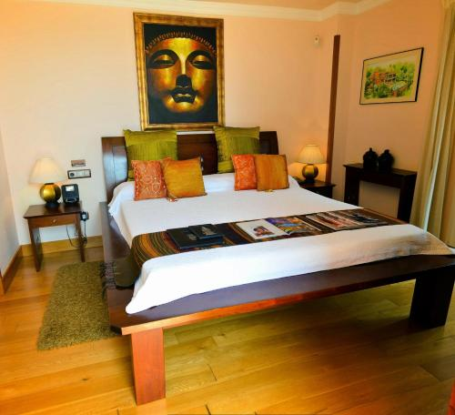 Deluxe Double Room with Terrace The Marbella Heights Boutique Hotel 12