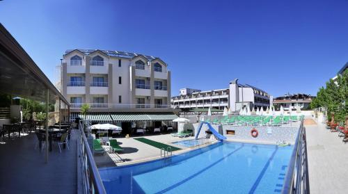 Kemer Erkal Resort Hotel online rezervasyon