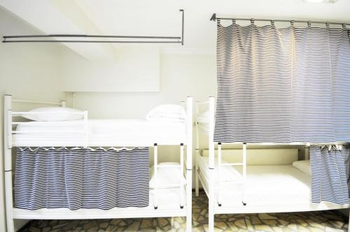 Bed in 10-Bed Mixed Dormitory Room White