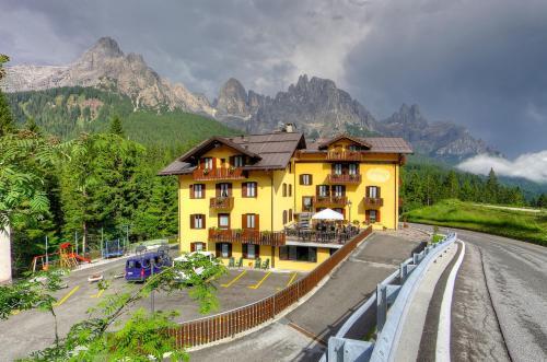 GH Hotel Fratazza - San Martino di Castrozza