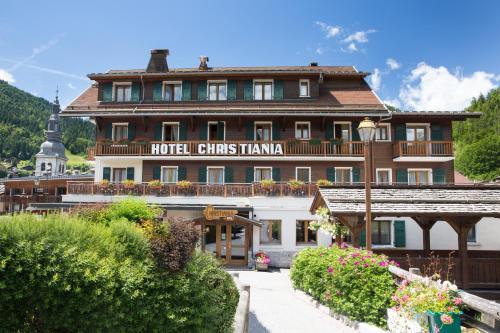 Hotel Christiania La Clusaz