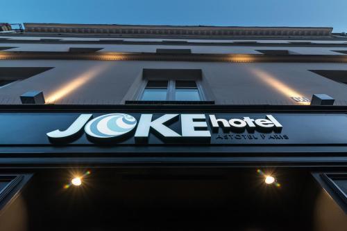 Hotel Joke - Astotel photo 33