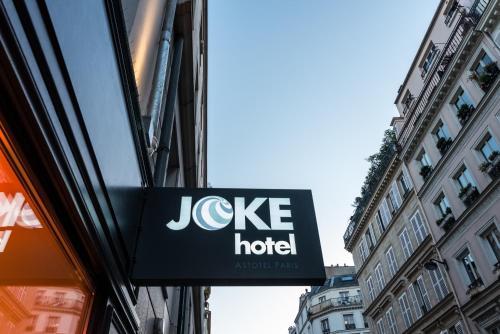Hotel Joke - Astotel photo 35
