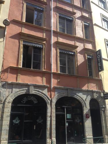 Hôtel Le Boulevardier - Hôtel - Lyon