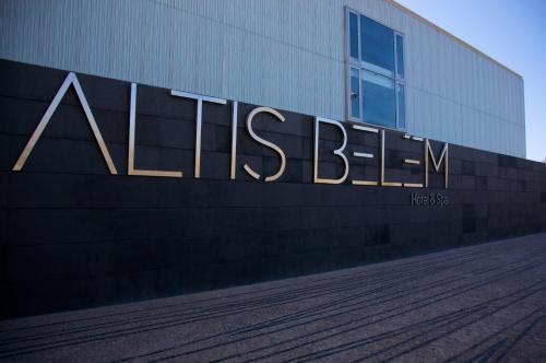Altis Belem Hotel & Spa photo 22