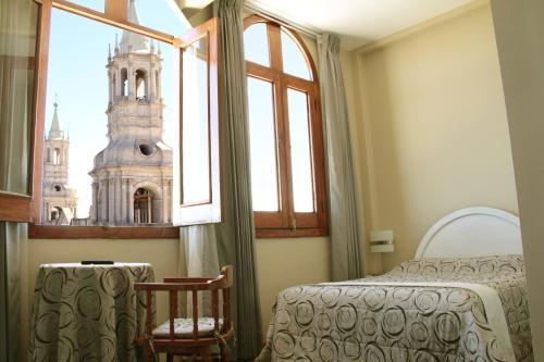 Hotel Arequipa Suites Plaza