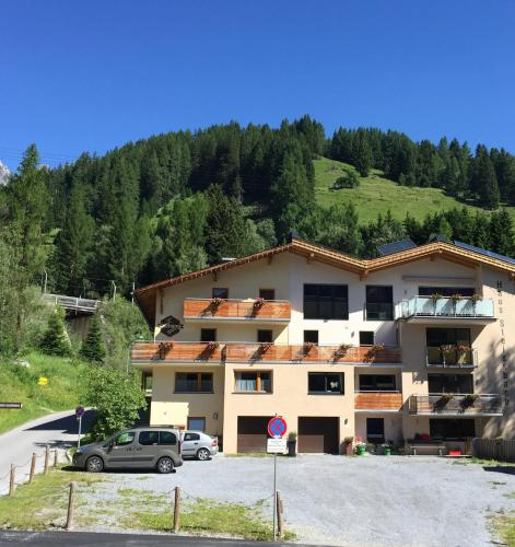 Osthang - Appartements St. Anton am Arlberg