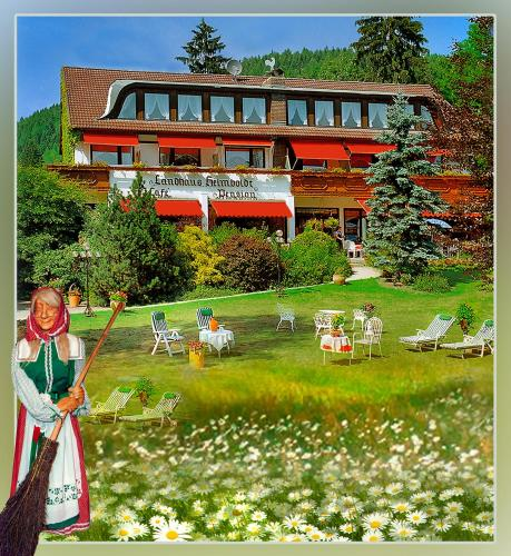 . Wellness und Romantik Hotel Helmboldt
