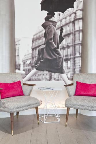 Hotel Eiffel Segur photo 28