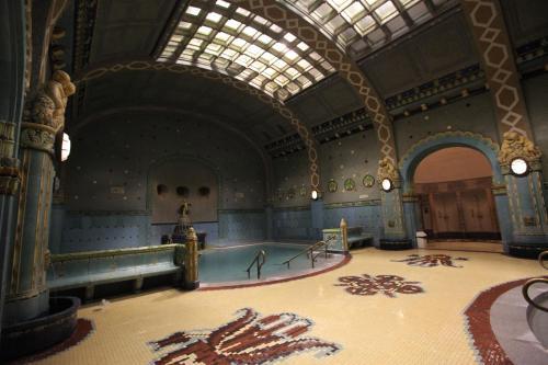 Danubius Hotel Gellért photo 31