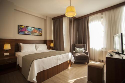 Istanbul Cordis Hotel yol tarifi