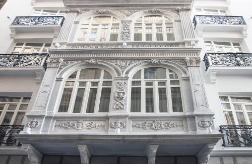 Istanbul Stories Hotel Kumbaracı