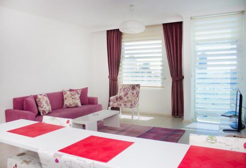 Istanbul D&D Suites Flora adres