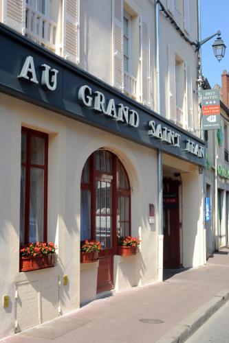 Brit Hotel Au Grand Saint Jean - Hôtel - Beaune