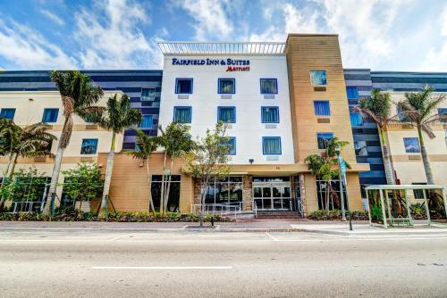 Hotel Fairfield Inn & Suites By Marriott Delray Beach I-95 1