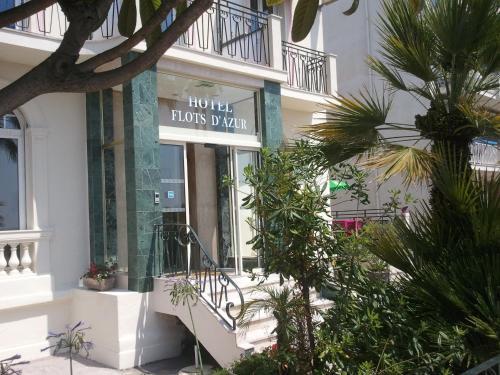 Hotel Flots d'Azur - Hôtel - Nice