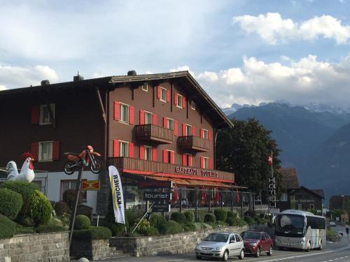 Hotel Tourist - Fluelen