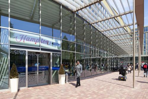 Hampton By Hilton Amsterdam Arena Boulevard photo 21